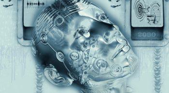 cyborg-frau