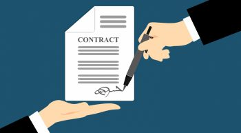 contract-signature